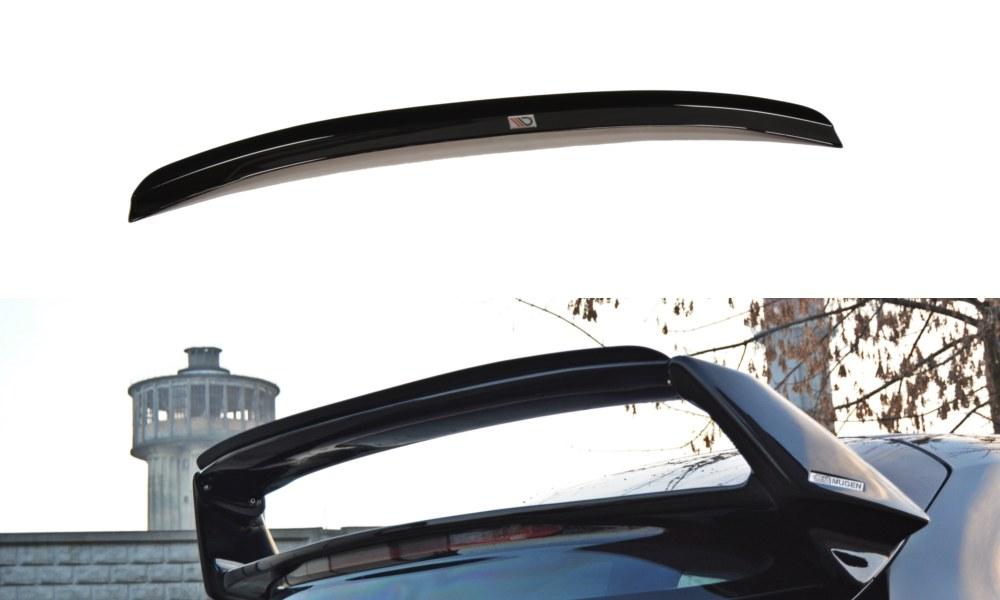 Lotka Lip Spoiler - Honda Civic VIII Type-R Mugen Spoiler - GRUBYGARAGE - Sklep Tuningowy